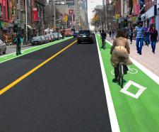 Image produced for Cycle Toronto by Jeremy Johnston, TCAT